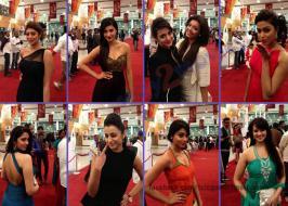 South Heriones Dazzles at SIIMA Awards .Rana Trisha Kajal Charmi Shriya Saran Shruti Hassan at SIIMA Awards Photos.Tollywood celebs at SIIMA Awards Photos