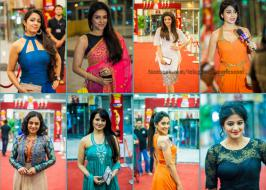 South Indian International Movie Awards (SIIMA) 2013 has begun on September 12 in Dubai and several celebrities from south Indian film industries Tamil, Telugu, Malayalam and Kannada graced the event.