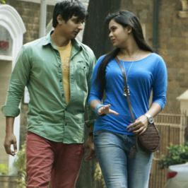 Viewers are aware that Jeeva and Thulasi Nair are on a  way to Mumbai for a song shoot for their upcoming movie Yaan. Now we hear the duo will be dancing for their friend's wedding in the film.