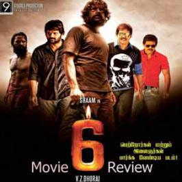 Tamil actor Shaam famous as character artist has come up with a mystery film 6 Candles Movie in the direction of VZ Durai and Poonam Kaur as heroine. Way2movies exclusively presents review of 6 candles.