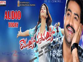 NTR Ramayya Vasthavayya Audio Function Live Streaming.NTR,Samantha,Shruti Hassan,Harish Shankar Ramayya Vastavayya Audio Function Live
