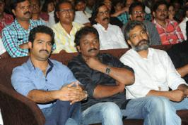 Ramayya Vasthavayya  movie Audio Launch,Telugu Movie Audio Launch,NTR,Harish Shankar,set-2