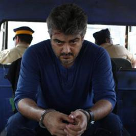 Upcoming multi-starrer film Ajith's Arrambam directed by Vishnuvardhan has wrapped up all the shooting schedules and the first copy will be readied by mid October.