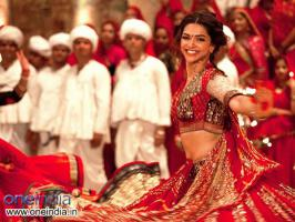 Deepika Padukone has given a helping hand in the choreography of the Nagada song from Ram Leela. She has also turned into a fashion designer for Van Huesen
