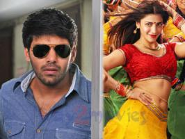 Post success of Raja Rani, Arya is gearing up for his next film to be directed by Magizh Thirumeni of Thadaiyara Thaakka fame and we hear Sruthi Haasan is keen to sign the movie.