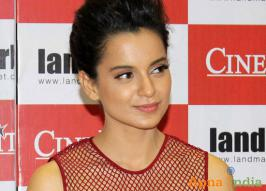 Actress Kangana Ranaut has said that her character in the film