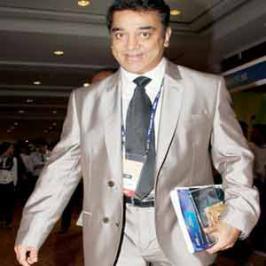 Kannada actor-director Ramesh Aravind, who is directing