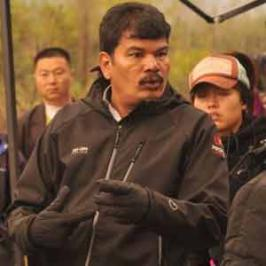 Vikram's Shankar directing Ai is nearing completion. Meanwhile, Shankar is waiting for the permission from Railway authorities to can an important sequence.