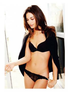 Lily Aldridge Esquire UK Magazine Nov 2013 Hot Photos