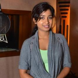 Playback singer Shreya Ghosal, who has earlier sung many chartbusters in D. Imman's music has once again joined the composer for their upcoming film Jagajala Pujabala Thenaliraman