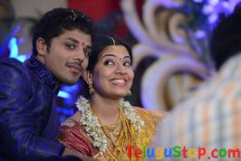 Singer Geetha Madhuri Engagement Photos