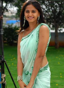 Anushka latest Half Naked Hot Stills