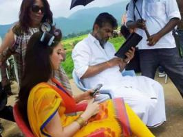 Thala Ajith, who is doing action packed films with dare-devil stunts recently is reported to be doing a romantic role in his upcoming Tamil film Veeram, which stars Tamanna as the heroine.