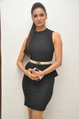 Meenakshi Dixit New Photos . Telugu new actress Meenakshi Dixit New Photos at Adavi Kachina Vennela Movie Digital Poster Launch