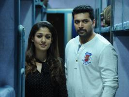 It seems, Kollywood directors are coming up with more cop stories. Evidently, Vijay and Kajal Agarwal are playing police officers in Jilla and now Jayam Ravi and Nayantara are being reported to be doing tough cop roles in their upcoming Tamil film in Raja's direction.