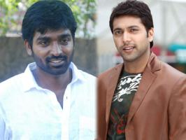 Tamil actors Vijay Sethupathi and Jayam Ravi, ardent fans of quality cinema, participated in a flash mob dedicated to the 11th Chennai International Film Festival (CIFF), starting in the Tamil