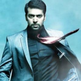 Jayam Ravi, Amala Paul, Ragini Dwivedi, Sarath Kumar and Nassar starred Nimrndhu Nil trailer that was released recently looks promising with perfect touch of commercial elements.
