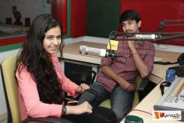 Uyyala Jampala Team At Radio Mirchi, Uyyala Jampala Movie, Uyyala Jampala Telugu Movie, Uyyala Jampala tollywood Movie, Uyyala Jampala Team Events, Uyyala Jampala Actress Avika Gour