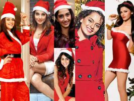 When Bollywood hotties turned Santa Claus to wish Merry Christmas!