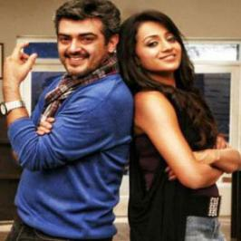 Phenomenal on-screen pair, Thala Ajith and Trisha are said to be pairing up once again for an upcoming Tamil film to be directed by Gautham Menon.