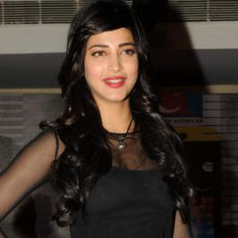 Actress Shruti Haasan, who recently underwent a surgery for appendicitis here, resumed work Wednesday. She shot for Akshay Kumar-starrer