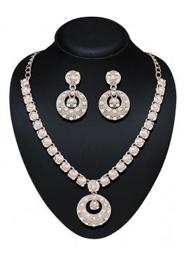 Decport has launched a latest collection of top designer embroidery for women with their matching dresses in various size, colors and stylish pattern. Buy the best branded collection of jewellery on online portal which give you all brand name designer work jewellery.