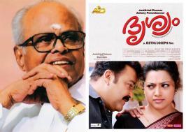 K. Balachander, who recently watched Malayalam blockbuster