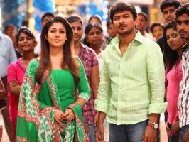 Udhayanidhi Stalin and Nayantara starred Idhu Kathirvelan Kadhal official trailer that was released on 20th January has got more than 2 Lakh views, 232,190 within three days of release.