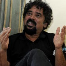 Cinematographer-turned-filmmaker Santosh Shivan, who was conferred with the Padma Shri Saturday, said he felt good to have been chosen for the award and was grateful to the Tamil film industry for it.