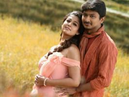 Producer turned actor Udhayanidhi Stalin, who is gearing up for the censors of Idhu Kathirvelan Kadhal is satisfied with the film's outcome and confident on its success.