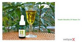 Neem oil is Extracted from the Neem tree and is considered as a vegetable oil.  Many of the essential oils are taken for the maintenance of the overall health of the body. Neem oil is considered as essential for the beauty care and health. racted from the Neem tree and is considered as a vegetable oil.  Many of the essential oils are taken for the maintenance of the overall health of the body. Neem oil is considered as essential for the beauty care and health.