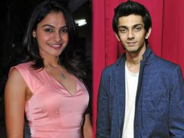 Mates Anirudh Ravichander and Andrea Jeremiah have given their vocals for a song in the upcoming Simbu starred Vaalu.