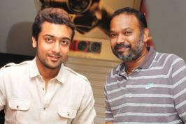 After completing director Lingusamy's Anjaan with Samantha, Suriya is expected to join Venkat Prabhu from April 2014.