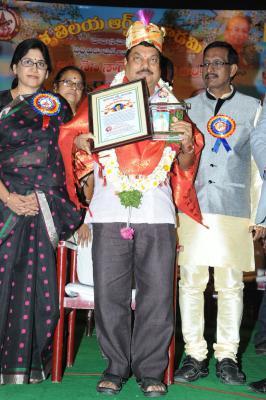ANR Media Awards, Akkineni Nageswara Rao Media Awards, B N Reddy, Padma Vibhushan, Daggu Bati Ramanaidu At ASR Media Awards