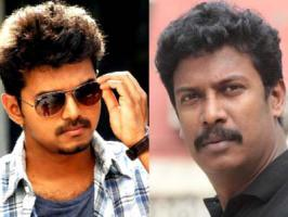 Post successful Nimirndhu Nil, director Samuthirakani has confirmed his next film will be with Ilayathalapathy Vijay. Though makers are yet to announce the project, Samuthirakani says, talks with Vijay are at final stages and the project is very much on the cards. If everything falls in the right p