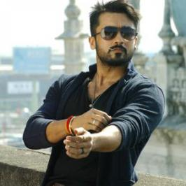 Director Lingusamy has officially confirmed that Suriya is playing dual roles in his on going film Anjaan that stars Samantha as the female lead.