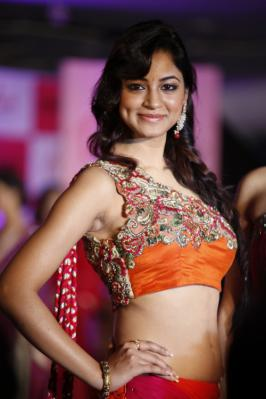 Top models and actresses sizzled on ramp at Trisha Brand Fashion Show 2014. Check out the exclusive event photos, Trisha Fashion Show 2014, Fashion Show 2014, New Models 2014