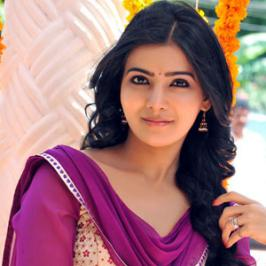Gorgeous South Indian actress Samantha Ruth Prabhu has signed a new endorsement for Neutrogena Skin care products, which is based in America. On this Samantha says: �Signed on with Neutrogena skin care. I use the word 'happy' a lot in many of my tweets. Well u can't blame me. Good morning have a go