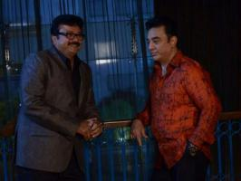 Kamal Haasan's Uttama Villain is taking fast shape in the hands of actor-director Ramesh Aravind, who has recently shifted to Chennai after finishing one month schedule in Bangalore.