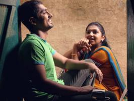 Siddharth and Lakshmi Menon starred upcoming Tamil gangster drama film Jigarthanda is in final stage of post-production works and makers are expected to announce the release date sometime soon.