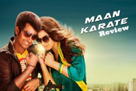 Way2movies is back with Maan Karate Movie Review, the first release in 2014 summer vacation. Siva Karthikeyan and Hansika have teamed up for the first time in this romantic comedy film directed by AR Murugadoss's former associate Thirukumaran, while Soori, Vamsi Krishna, Writer Shaji and Sathish pl