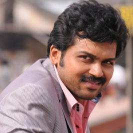 Karthi and Catherine Tresa are playing the lead roles in Attakathi director Pa. Ranjith's second film, which was supposed to be titled as Kaali. Now the director clarifies that the film's titled is yet to be finalized.