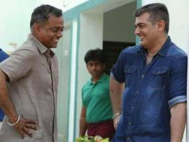 Ajith's 55th film in Gautham Menon direction becoming huge with more inclusions to the big list of cast. Latest to join the Thala 55 cast is comedian Vivek.