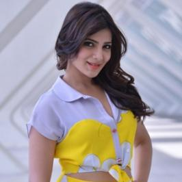 Join us at way2movies to wish beautiful actress Samantha who has become a success mantra with consecutive hits in her career, a very Happy Birthday. Born on 28th of April in 1987, Samantha debuted into films through Yem Maya Chesave [Telugu version of Vinnaithaandi Varuvaaya] and so far acted in ei