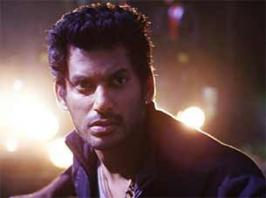 Actor Vishal, who is busy with the shoots of his upcoming Tamil film Poojai suffered injuries during a fight sequence this Morning [Apr 28].