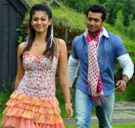 Suriya who is busy shooting for director Lingusamy's Anjaan will pair up Nayantara in his next film to be directed by Venkat Prabhu. KE Gnanvelraja's Studio Greens producing untitled Suriya starrer is yet to finalize the complete cast for the movie. But few insiders says, Nayan is likely to join Su