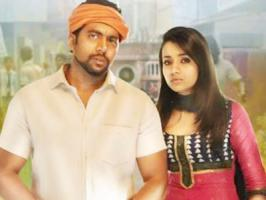 Jayam Ravi and Trisha starred Boologam that was long in making has recently cleared the censors with a clean U certificate. Directed by Kalayana Krishnan, Booligam is set in North Madras and is based on boxing matches and fixing. Ravi played the role as a boxer while Trisha will be seen as his arde