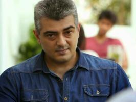 Ajith, Anushka and Trisha starring Gautham Menon directorial is taking shape in brisk pace and now we hear that Ajith's character name is Sathyadev in the film tentatively titled as Thala 55.