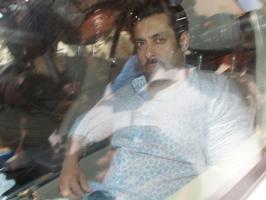 PIX: Salman Khan at a Court in Mumbai for the 2002 hit-and-run case hearing