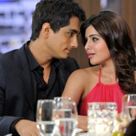 Siddharth and Samantha, one of the most talked about couples in Kollywood is all set to romance eachother for the first time in an upcoming Tamil film. Though the duo have paired up for a Telugu film Nandini Reddy directed, 'Jabardasth' and Samantha had done a cameo in Sundar C's TVSK, Seethakathi
